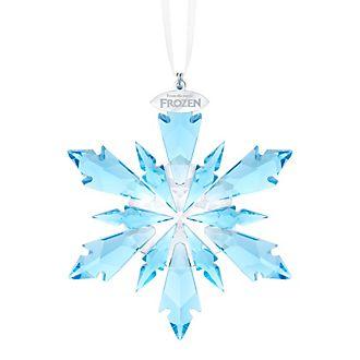 Swarovski - Die Eiskönigin - völlig unverfroren - Dekorationsstück zum Aufhängen in Schneeflockenform