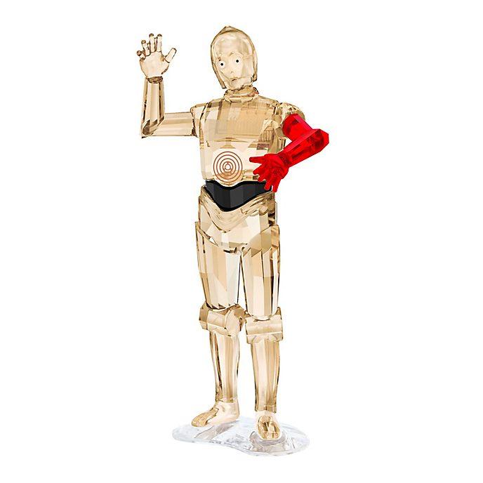 Personaggio in cristallo C-3PO Swarovski