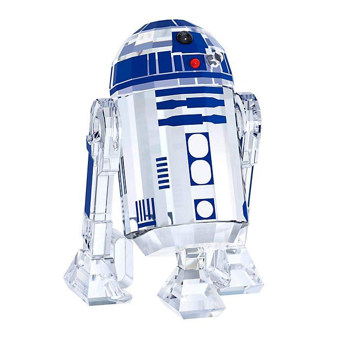 Swarovski R2-D2 Crystal Figurine