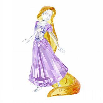 Swarovski personaggio in cristallo edizione limitata 2018 Rapunzel