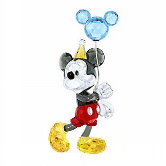Swarovski figurita cristal celebración Mickey Mouse