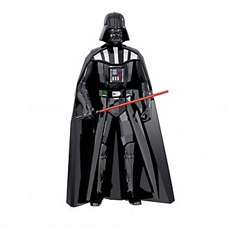 Swarovski personaggio in cristallo Darth Vader