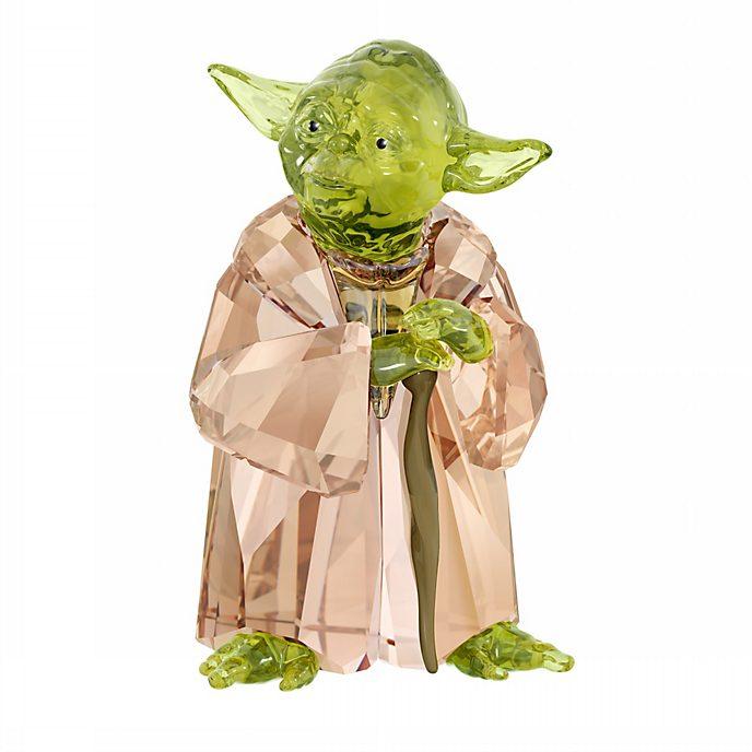 Swarovski figurita cristal Yoda