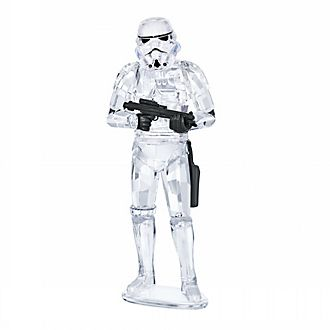 Swarovski Stormtrooper Crystal Figurine, Star Wars