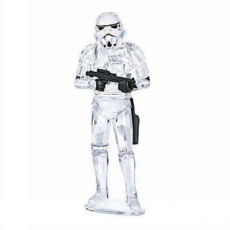 Swarovski Figurine Stormtrooper en cristal, Star Wars