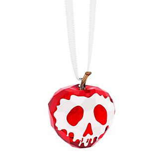 Swarovski Poison Apple Hanging Ornament, Snow White and the Seven Dwarfs