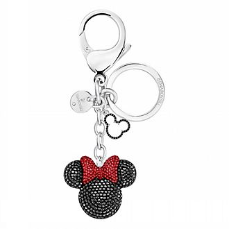 Swarovski Minnie Mouse Keyring