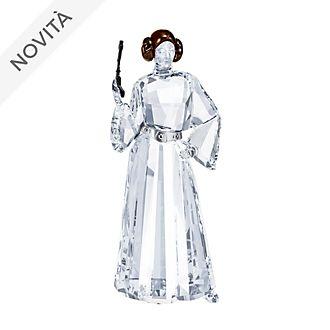Personaggio in cristallo Principessa Leia Swarovski