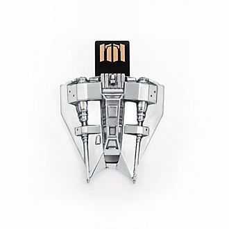 Memoria USB Speeder de nieve Star Wars, Royal Selangor