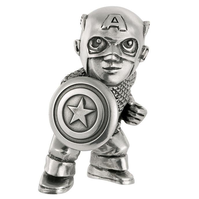 Royal Selangor Captain America Mini Figurine