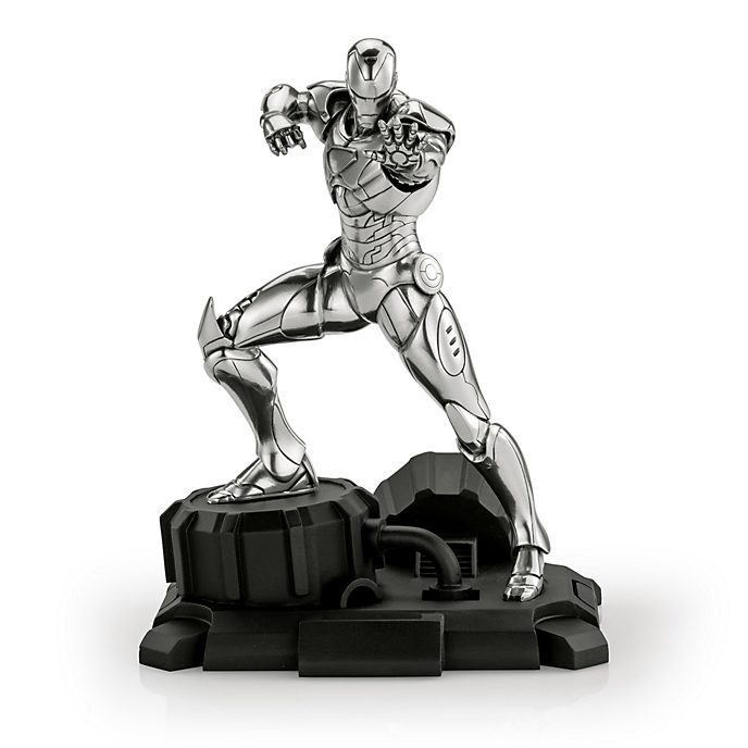 Figura Iron-Man Edición Limitada, Royal Selangor