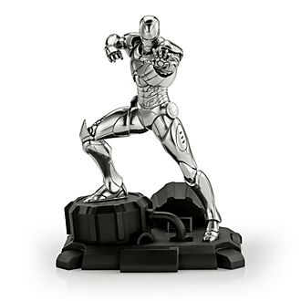 Royal Selangor Limited Edition Iron Man Figurine