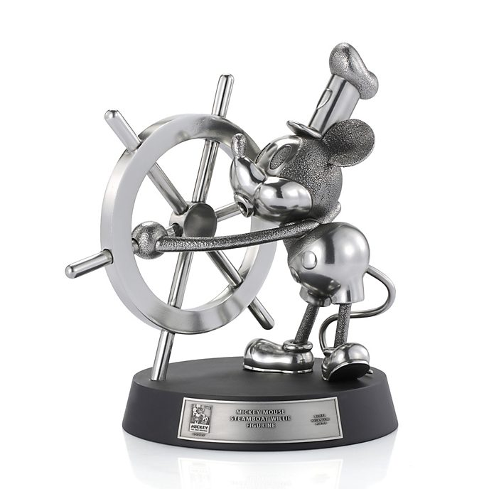 Royal Selangor Figurine Steamboat Willie édition limitée