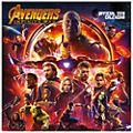 Danilo Avengers: Infinity War 2019 Calendar