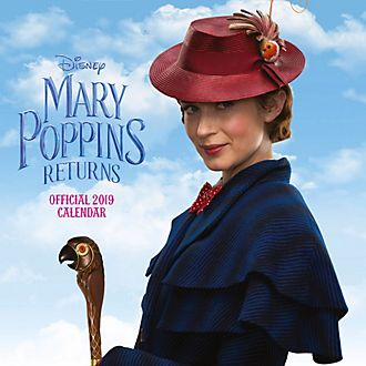 Mary Poppins Returns 2019 Calendar