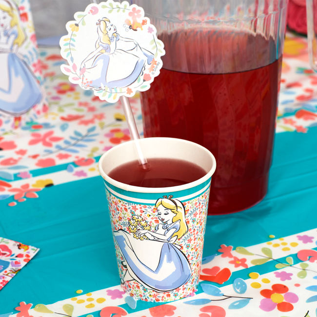 Alice in Wonderland Iced Tea Treat Recipe