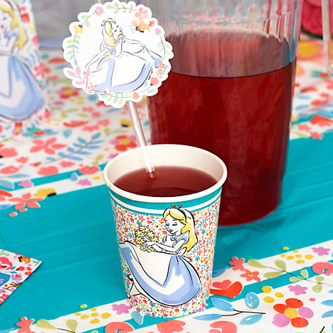 Alice in Wonderland Iced Tea Treat Recipe
