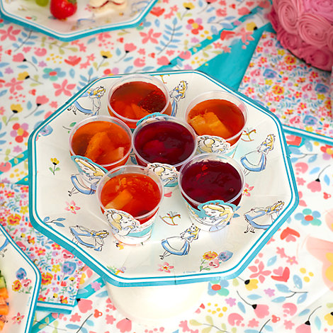 Alice in Wonderland Red Rose Jelly Recipe