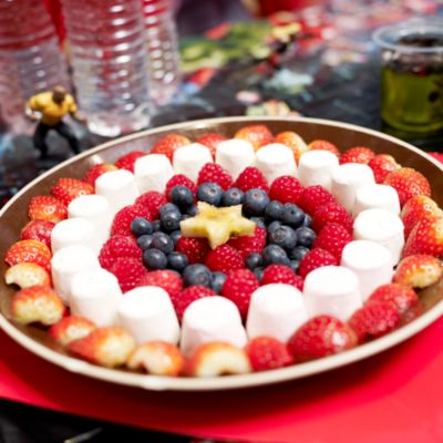 Captain America Shield Platter