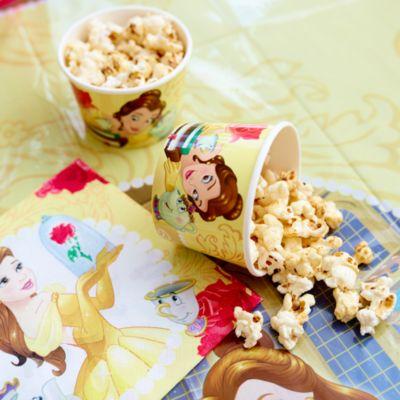 Belle inspired Popcorn Recipe
