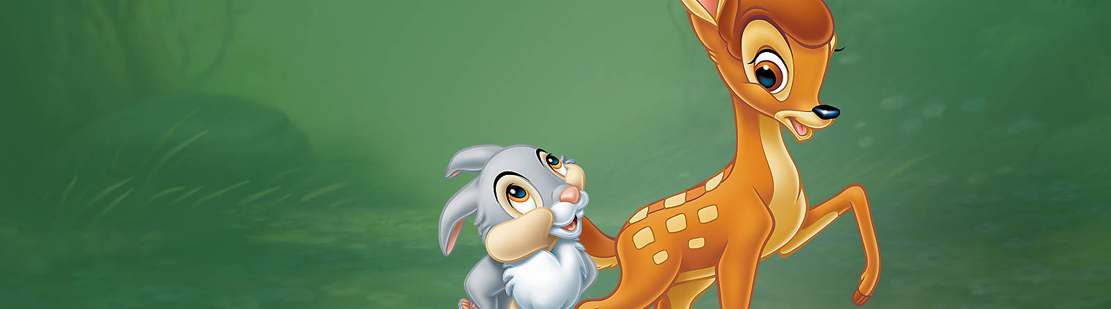 Bambi Entra nella natura incontaminata! Scopri la nostra collezione dedicata al tenero cerbiatto Bambi, che comprende statuette originali, giocattoli e regali per tutte le età targate Disney