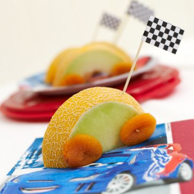 Cars Fruit Racer Recipe