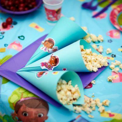 Doc McStuffins Vanilla Popcorn Recipe