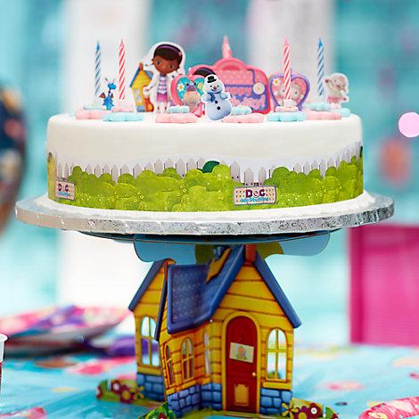 Doc McStuffins Victoria Sponge Cake Recipe