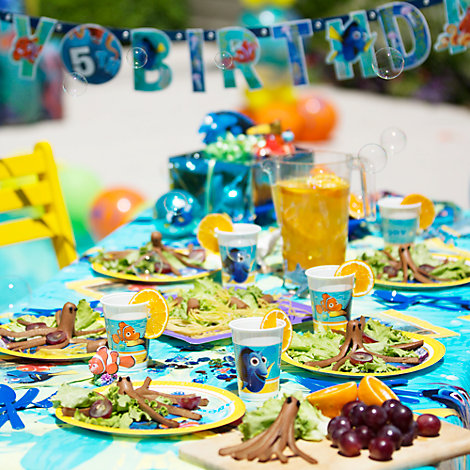 Finding Dory Tableware & Decorations