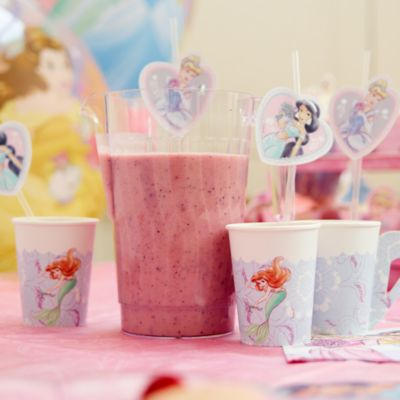 Princess Mixed Berry Smoothie Recipe