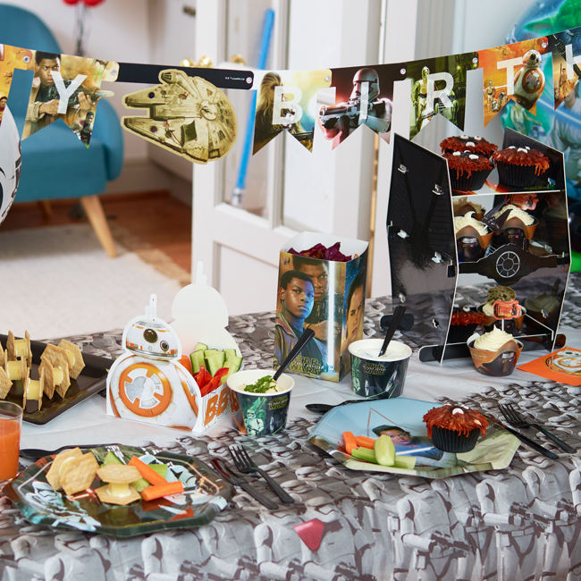 Exclusive Star Wars Tableware Decorations