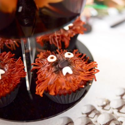 Star Wars Wookie Cupcake Recipe