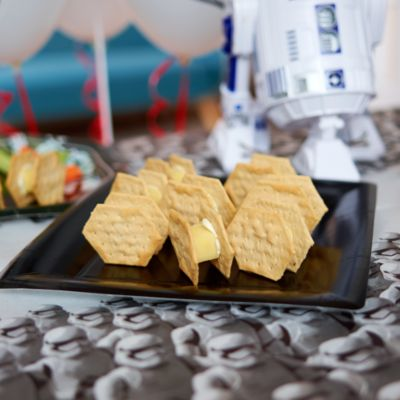 Cheese Star Fighters Recipe