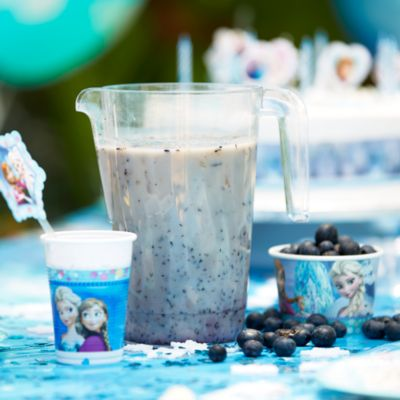 Frozen Blueberry Smoothie Recipe