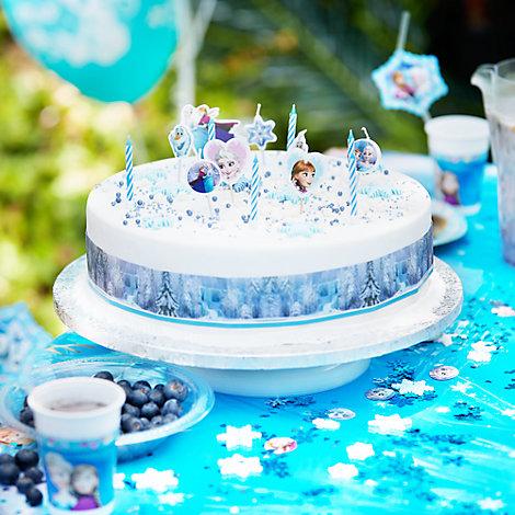 Frozen Vanilla Cake Recipe
