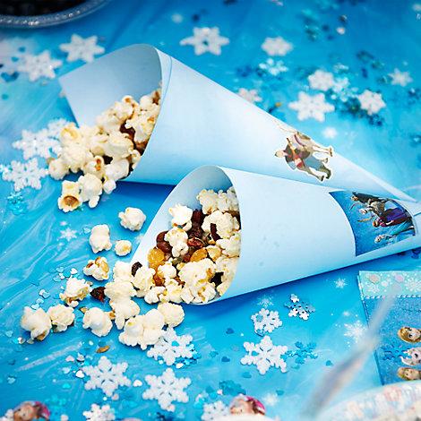 Frozen Fruit & Nut Popcorn Recipe