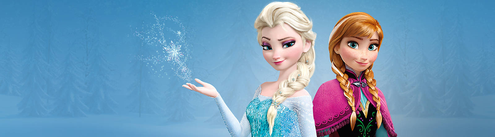 La Reine des Neiges Les articles Disney à l'effigie du film de La Reine des Neiges sont scintillants et vous transportent dans un tourbillon magique !