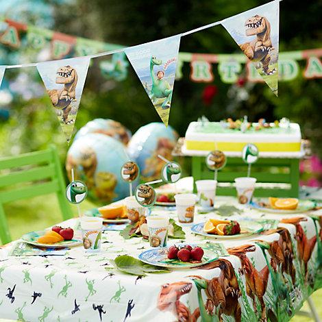 The Good Dinosaur Tableware & Decorations
