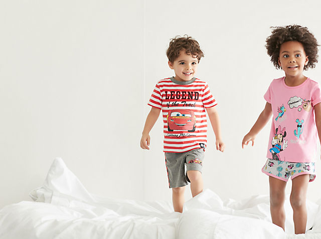 Kids' Nightwear  SHOP NOW