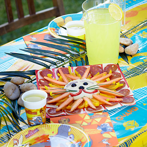 The Lion Guard Cheese Platter Recipe