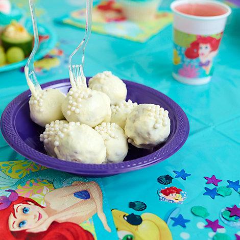 The Little Mermaid Dinglehopper Oat Bites Recipe