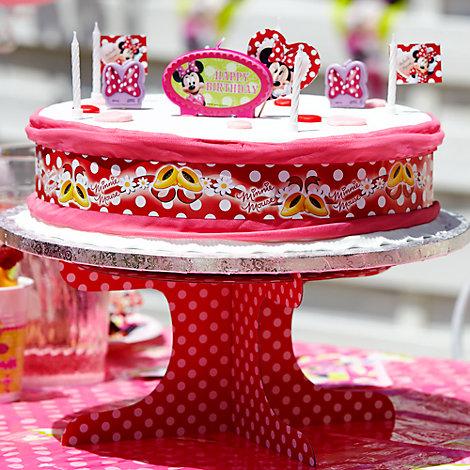 Minnie Mouse Victoria Sponge Cake Recipe