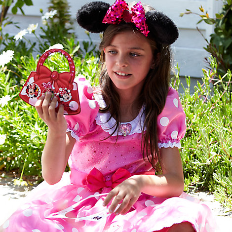 Minnie Mouse Handbag Decorating Game