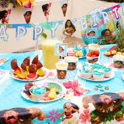 Moana Tableware & Decorations