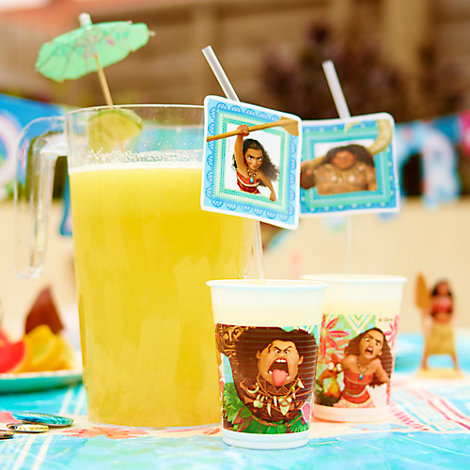Moana Maui Inspired Pineapple, Lime and Coconut Infusion Recipe