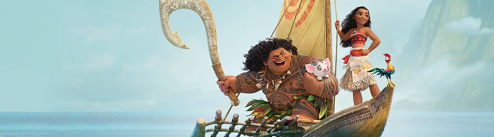 Moana See how far you'll go with our range of Moana toys, costumes, clothing, accessories and more