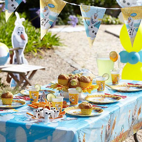 Olaf Tableware & Decorations