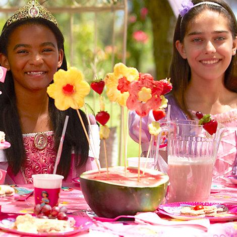 Princess Watermelon Centrepiece Recipe