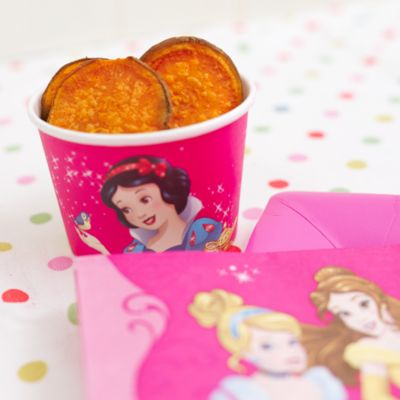 Princess Baked Sweet Potato Crisps Recipe