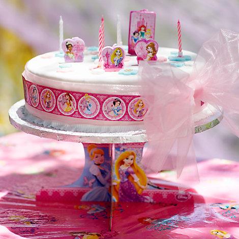 Princess Lemon Drizzle Cake Recipe